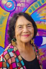 Dolores Huerta our keynote speaker