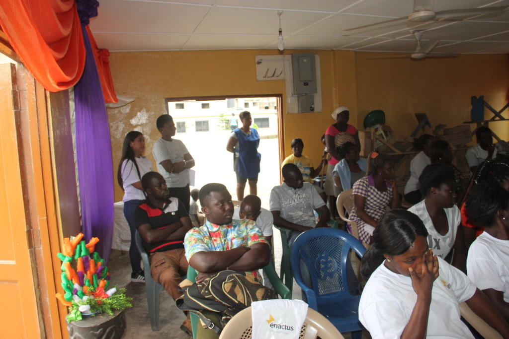 Artisan Training for 50 rural women in Ghana