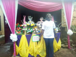 First ABAN Shop built for Patricia
