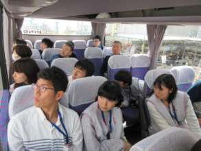 Asubito Juku-Visiting the nuclear accident site