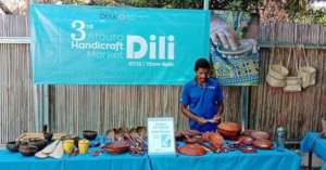 3rd Atauro Handicraft Market in Dili