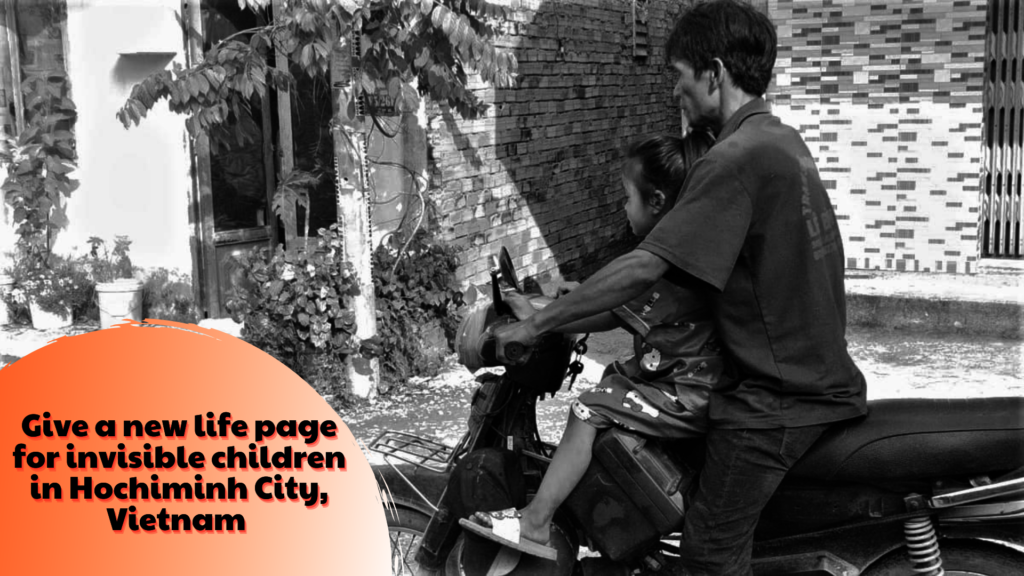 "New Life Page for ""Invisible"" Children - Vietnam"