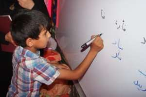 With loving care and learning, Abbas* has hope