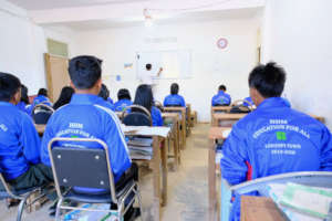Classrooms in the Training Centre