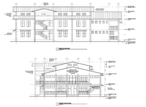 Architectural design for new Training Centre