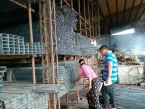 Selecting and purchasing materials
