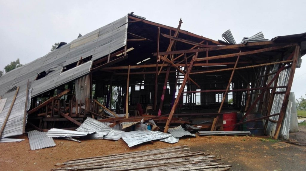 Health and hope in Burma after Cyclone Mora
