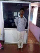 Parameswaran scoring 1097 out of 1200