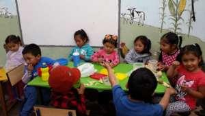The pre-school program