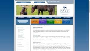 Proud members of PATH International