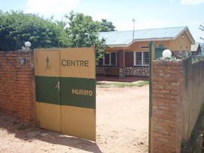 Centre Marembo Gates