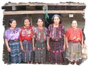 Women of Chumanazana