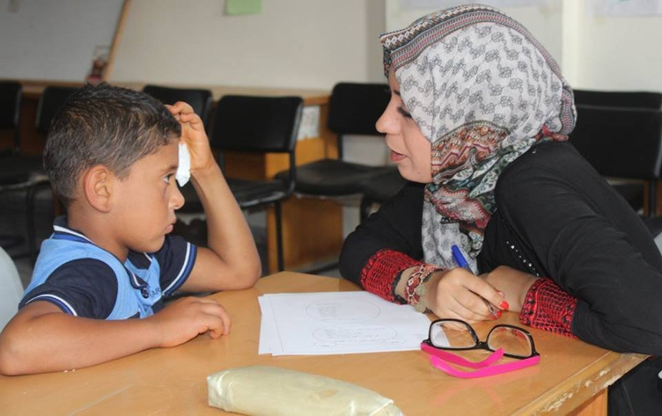 Aid for Children and Families in Gaza