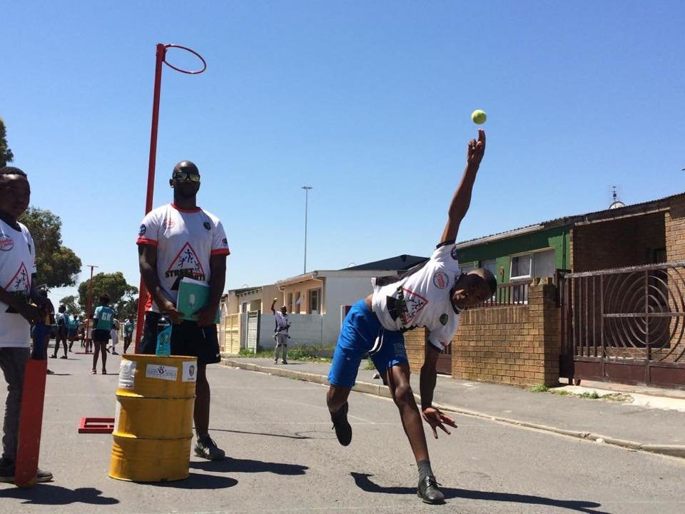 Sports Tournaments for 250 children in Cape Town