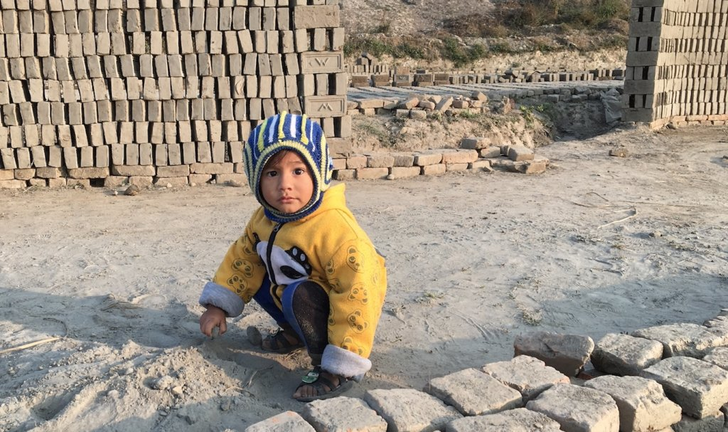 Rescue 50 Kids from Illegal Work at Brick Kilns