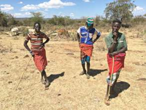 Cows are currency in northwest Kenya