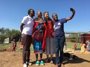 Peace Fellow Talley (2017) among the Samburu