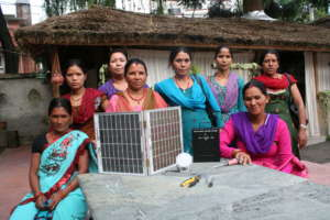 Women Solar Engineers