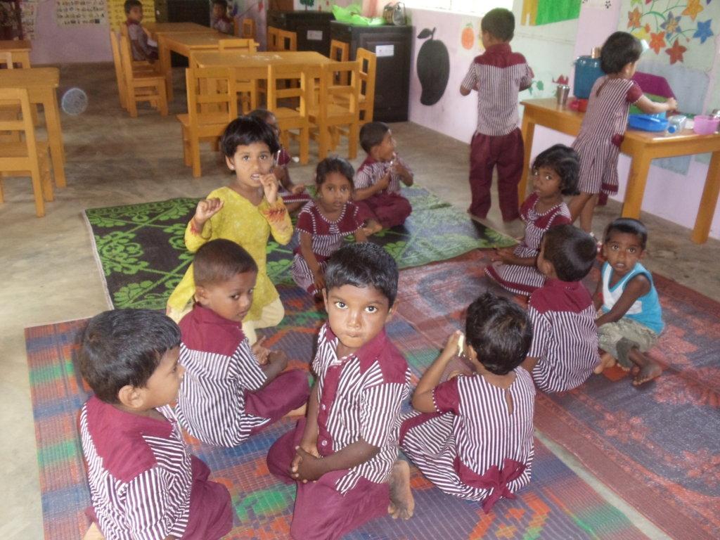 Early Childhood Education Project - Sri Lanka