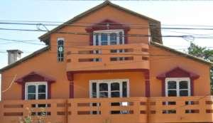 Clara Luna Foundation house.