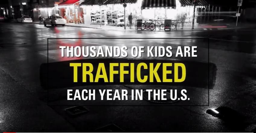 Stop Child Trafficking in the USA