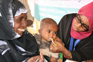 You saved a child's life with emergency nutrition!