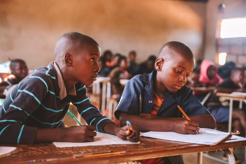 Give the Gift of Education: Sponsor a Child Zambia