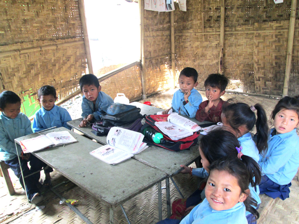 Help the Children of Rural Community of Nepal