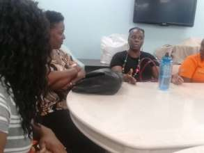 Special Needs Mothers discussing their challenges