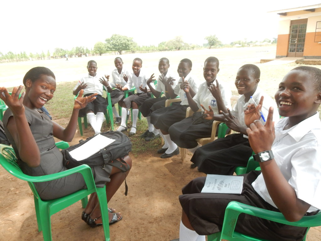Second Chance Education for 130 girls in Uganda