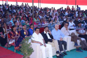 The launching event of matrimonial site for PLHIV