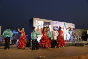 World AIDS Day: Dancing Queens troupe performing