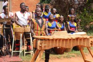 Amadinda (Xylophones)