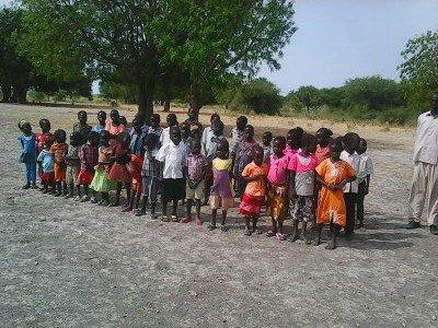 Lifesaving Education in Emergency in South Sudan
