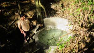 Water spring restoration