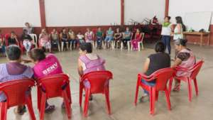 Participating women