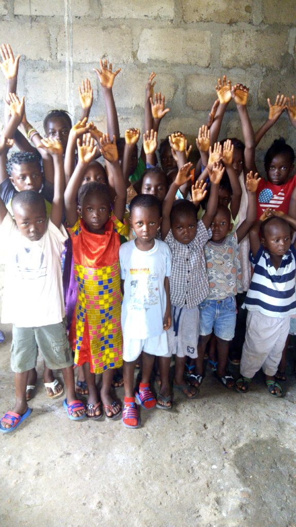 Support 300 Ebola Orphans in Sierra Leone E V D