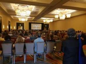Symposium setting