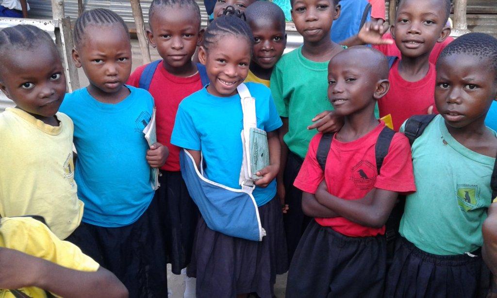 Escape Poverty Through Education in Kenya