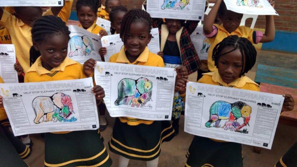 Art for Elephants
