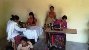 Income generating In Girls