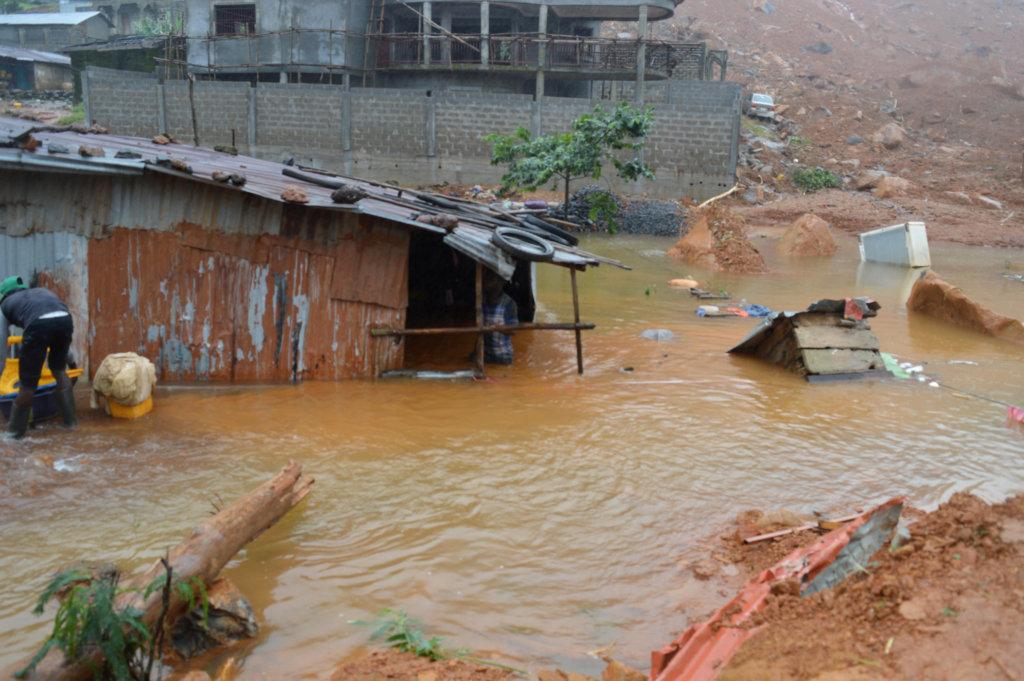 Sierra Leone Mudslide Relief Fund