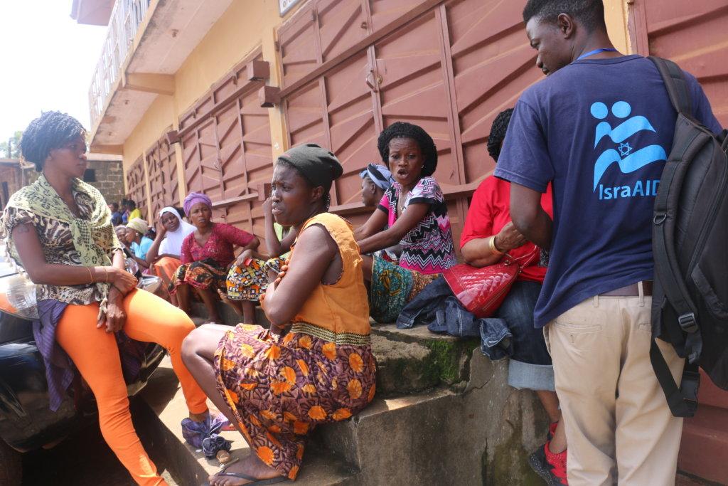 Emergency Mudslide Relief in Sierra Leone
