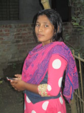 Nupur have  Needed  help for survival