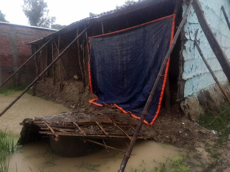 Flood Relief Fund for Victims in Nepal