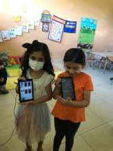 New tablets brought to schools.