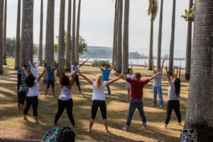 Self-awereness yoga class