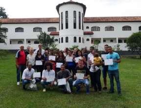 Graduation at Abrigo Rainha Silvia