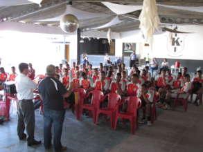 Work fair at Karanba