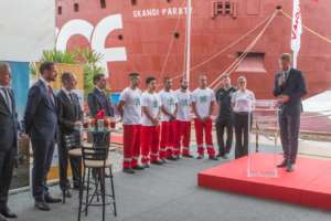 Event during the visit of HRH Crown Prince Haakon
